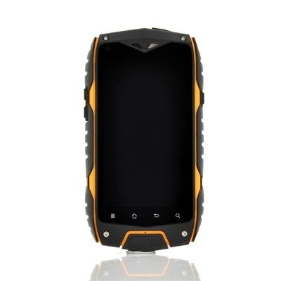 Rugged 4 Inch Android 4.2 Phone (Yellow)