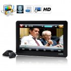 HiMedia   8GB HD MP6 Player with 4 3 Inch Touchscreen