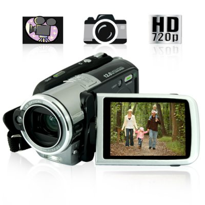 High Definition DV Camera 5x Zoom