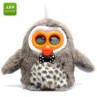 Hibou Owl Smart Electronic Toy is designed to be Interactive and Educational  plus you can get the free App for your Android and iOS Devices