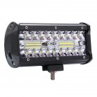 High Bright 400W LED 3 Rows 7inch 40000LM Work Light Bar Driving Lamp