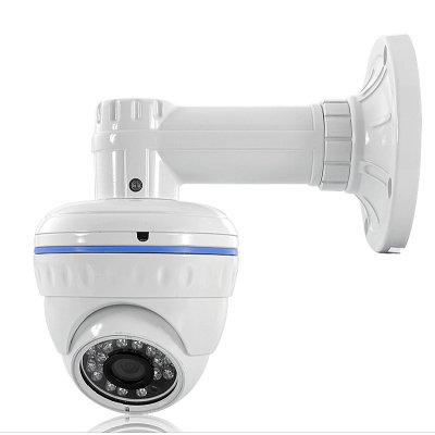 CCTV Dome Camera with OSD Menu