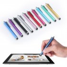 High Precision Metal Touch Pen Touch Screen Stylus for Tablet iPad Cell Phone Samsung PC Randomly send_10 pieces