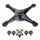 High Quality Body Shell Case Drone Spare Parts for Syma X5SC X5SW RC Quadcopter Black