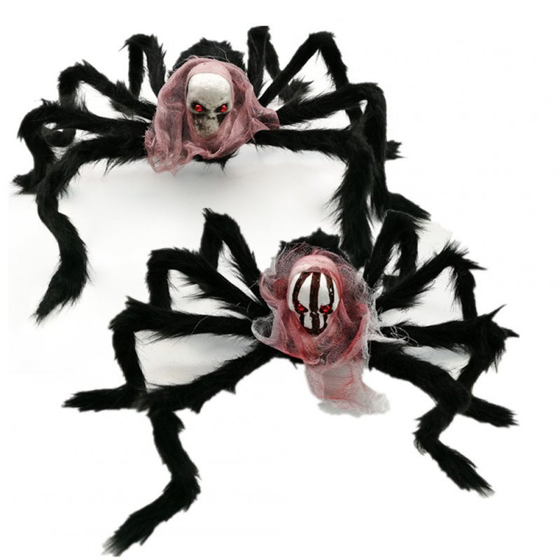 High Simulation Skull Spider