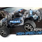 High Spped RC Cars 2 4GHz 1 18 RC Car RTR Shock Absorber PVC Shell Off road Race Vehicle Buggy Electronic Remote Control Car Toy