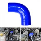 High Strength Intercooler Hose Diesel Booster Silicone Tube for Ford Focus 1 8 TDCi MK1