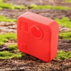PULUZ Silicone Rubber Protective Case - Red