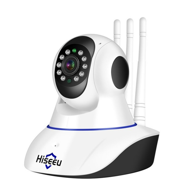 Home Security 1080P 3MP Wifi IP Camera Audio Record Memory Card Memory P2P HD CCTV Surveillance Wireless Camera U.S. regulations
