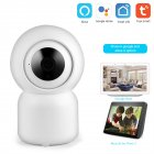 Home Use Camera Intelligent Wireless Wifi 1080P High Definition Control Monitor UK Plug