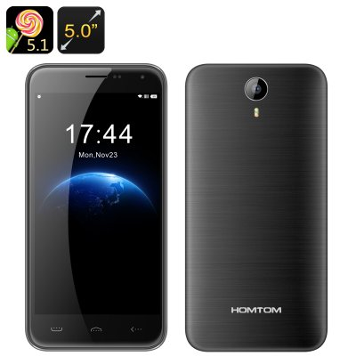 Homtom HT3 Android Smartphone (Gray)
