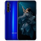 Honor 20 Kirin 980 Octa Core 6 26   5 Cameras 3750 mAh RAM 8GB ROM 256GB FingerPrint NFC Mobile Phone Phantom blue 8 256
