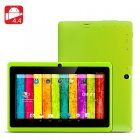 7 Inch Android 4.4 Tablet PC (Green)