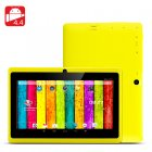 7 Inch Android 4.4 Tablet PC (Yellow)