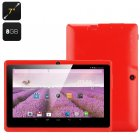 7 Inch Tablet 'Horus 8GB' (Red)