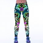 Hot Women Sporting Leggings 3D Printed Fitness Legins Workout Legging Bodybuilding Pants Jeggings Leggins Ropa Deportiva Mujer