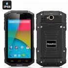 Huadoo V4 Rugged Smartphone (Black)