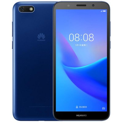 Huawei Enjoy 8e Android Smartphone Blue