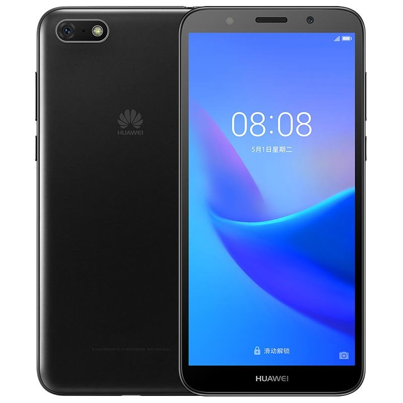 Huawei Enjoy 8e Android Smartphone Black