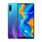 Huawei German Products Cannot Be Sold On Shelves Without Permission Mobile Phone HUAWEI P30 lite 4GB+128GB Smart Phone blue_4GB + 128GB