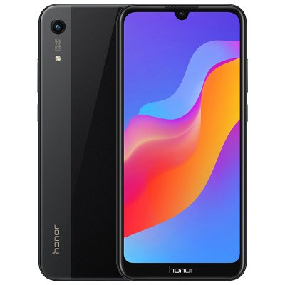 Huawei HONOR 8A 3+32GB Smartphone Black