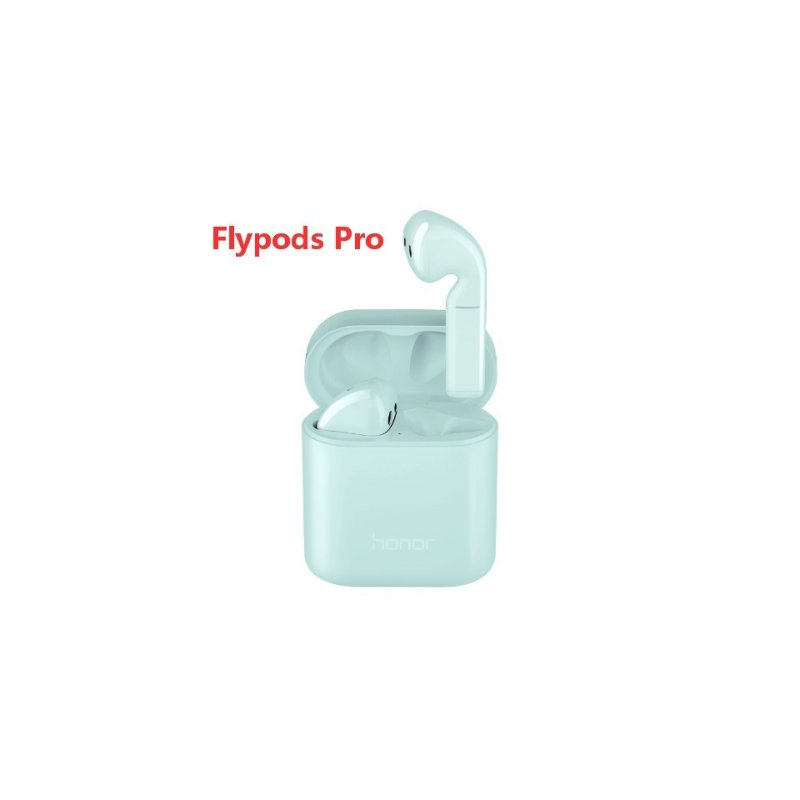 Huawei Honor Flypods Pro Wireless Earphone Hi-Fi HI-RES WIRELESS AUDIO Waterproof IP54 Wireless Charge Bluetooth 5.0 blue