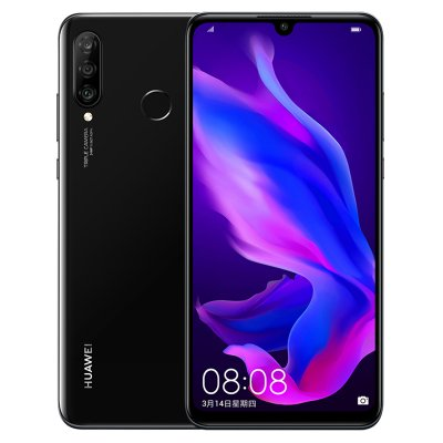 Huawei P30 Lite Nova 4e Wholesale - Black