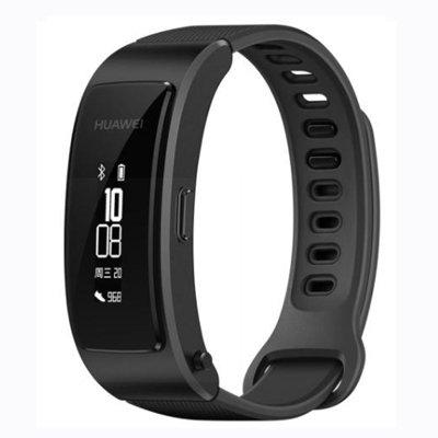 Huawei Talkband B3 Lite Bluetooth Headset Answer End Call Sleep Run Auto  Track Activity Record Heart Rate Monitor Watch Black
