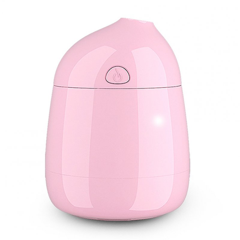 Humidifier Mini Desktop Usb Mute Mini Anion Hydrating Aromatreatment Humidifier light pink