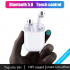 I12 Colour TWS Bluetooth 5 0 Earphone Wireless In Ear Headphones Touch Control Earbuds 3D Surround Sound White
