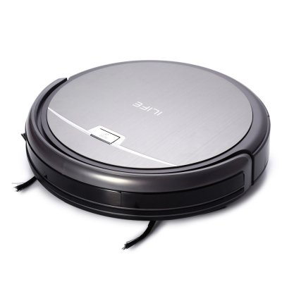 ILIFE A4S Smart Robotic Vacuum Cleaner Gray