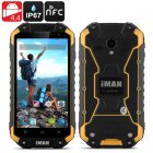 IMAN I6 IP67 Rugged Phone has a 4 7 Inch 720p display runs Android 4 4  boasts an Octa Core 1 7GHz CPU 2GB or RAM 16 GB of memory  Walkie Talkie NFC