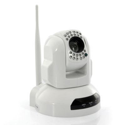 IP camera with 10x Optical Zoom
