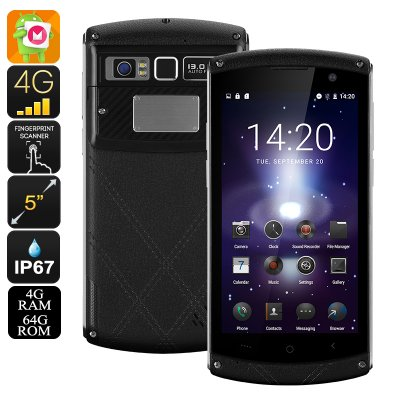IP67 S2  Rugged Smartphone 64GB