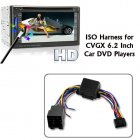 ISO Harness for CVGX model 6 2 inch Car DVD Players