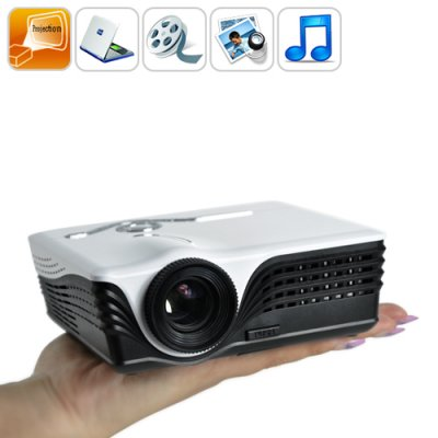 MediaMax - Multimedia Mini Projector