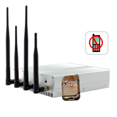 Industrial Strength Cell Phone Jammer