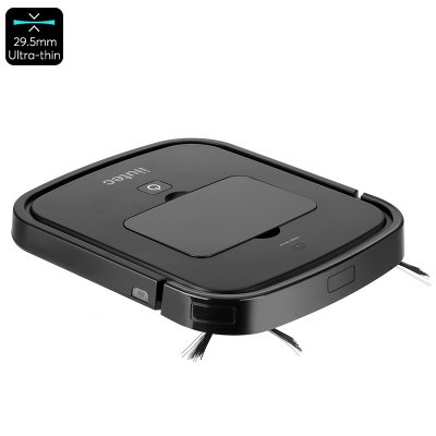 iiutec R-Cruiser Robot Vacuum Cleaner (Black)