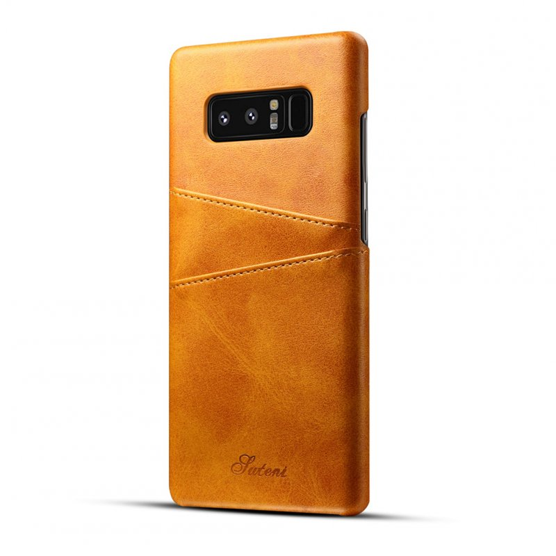 Imitation Leather Phone Case Samsung Note 8