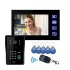 Improve security and convenience in your company or shared office with the 7 inch Color Display Video Door Phone
