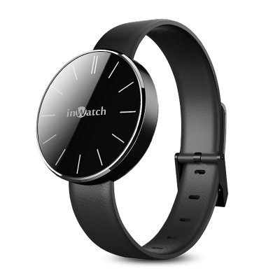 InWatch Pi Watch (Black)