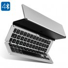 Increase your portable productivity significantly with the F 18 foldable Bluetooth keyboard