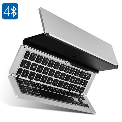 F-18 foldable Bluetooth keyboard
