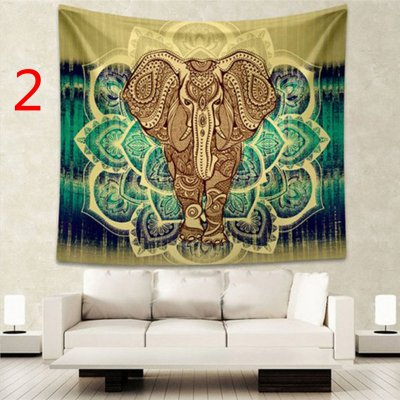 Indian Decor Mandala Tapestry