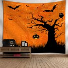 Indian Tapestry Wall Hangings Fun Halloween Pumpkins Home Decor Tapestries 1_150*130