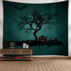 Indian Tapestry Wall Hangings Fun Halloween Pumpkins Home Decor Tapestries 2_150*130