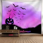 Indian Tapestry Wall Hangings Fun Halloween Pumpkins Home Decor Tapestries 10_150*130