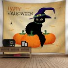 Indian Tapestry Wall Hangings Fun Halloween Pumpkins Home Decor Tapestries 18_150*130