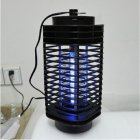 Indoor LED Electric Mosquito Killer Lamp Fly Bug Insect Mosquito Repellent Zapper Trap Pest Control Lamp