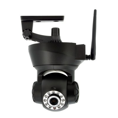 IP Camera with Angle Control